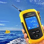 What is a standalone fish finder?