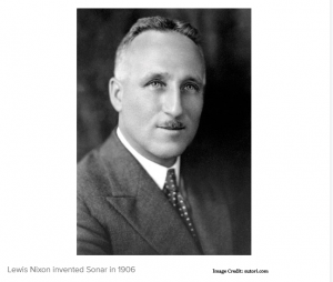 Lewis Nixon - Sonar technology